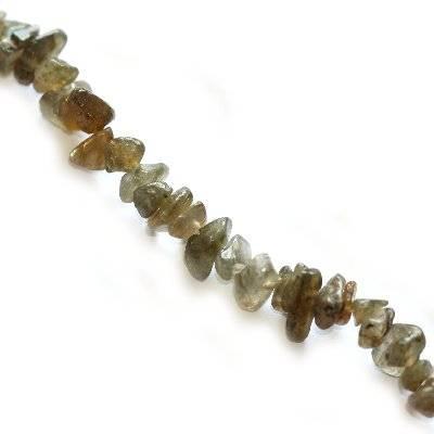 labradorite chips/ semi-precious stone