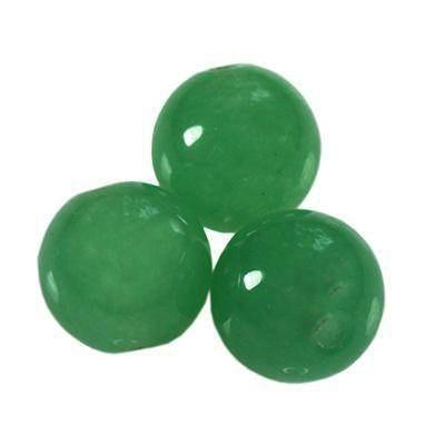 awenturyn zielony 10 mm kamień półszlachetny naturalny