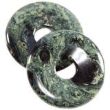 zawieszki okrągłe kambaba jaspis 40 mm kamień naturalny