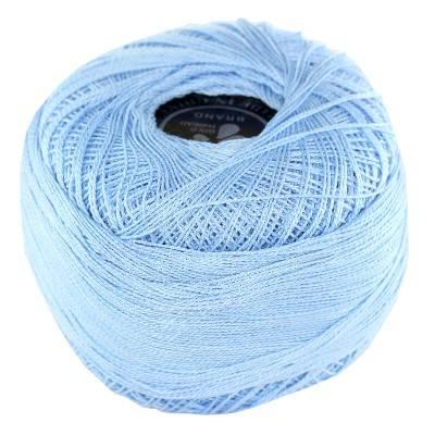 bawełniany kordonek błękitny