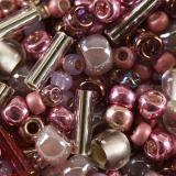 Toho beads mix hime- pink mix TX-01-3215