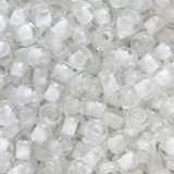 koraliki Toho round inside-color crystal/snow lined 2.2 mm TR-11-981