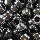 koraliki Toho round metallic hematite 4 mm TR-06-81