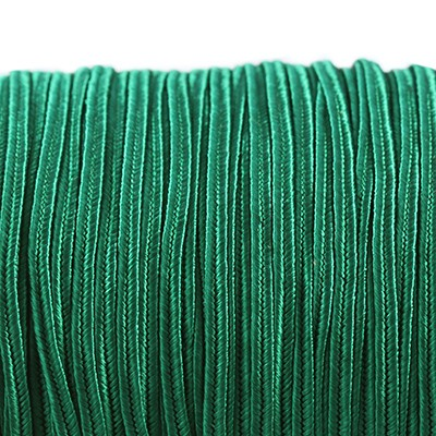 sznurek sutasz Rayon USA 2.5 mm forest green