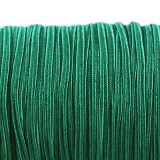 Rayon soutache cord 2.5 mm forest green