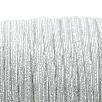 sznurek sutasz Rayon USA 2.5 mm snow white