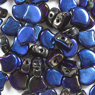 Ginko beads azuro 7.5 mm