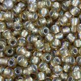 perles Toho round inside-color rainbow lt topaz/gray-lin 2.2 mm TR-11-279