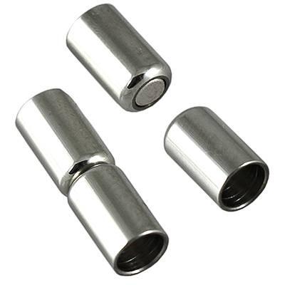 magnetic clasp 6.9 x 18 mm acciaio inossidabile 316