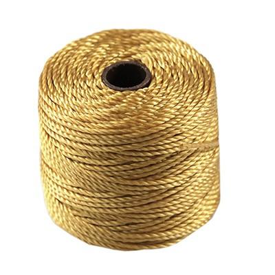 S-lon heavy macrame cord tex 400 marigold