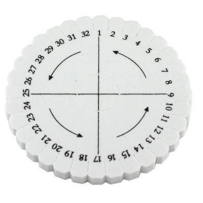 dysk kumihimo okrągłe