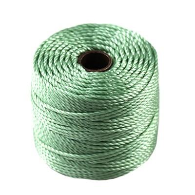 S-lon heavy macrame cord tex 400 mint