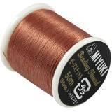 Miyuki hilo de nylon copper