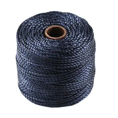 S-lon heavy macrame cord tex 400 navy