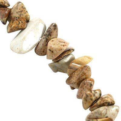 kamień jaspis krajobrazowy naturalny