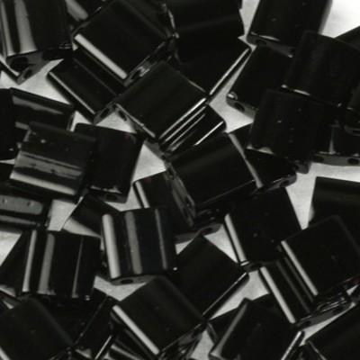 Miyuki tila opaque black 5 mm #TL-401