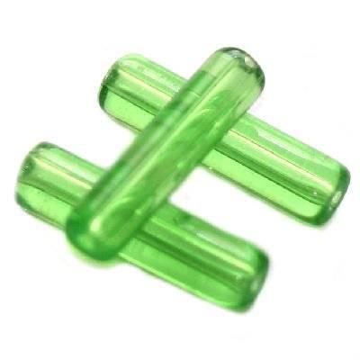rurki zielone 5 x 10 mm