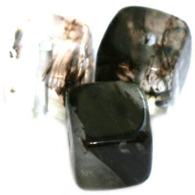 kostki czarny kwarc mszysty 8 mm kamień jubilerski