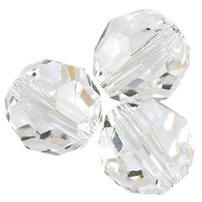 Swarovski round beads crystal 4 mm