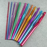 crochet hooks 12 pcs 2 - 8 mm