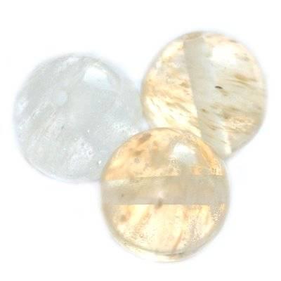kawowy kwarc mszysty 6 mm kamień jubilerski