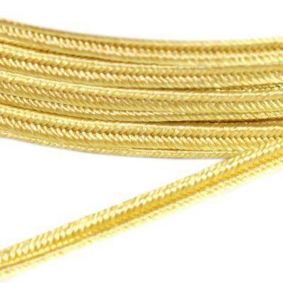 PEGA A1203 touwtje voor soutache geel 3 / 0,9 mm
