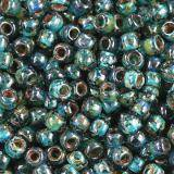 Toho beads round hybrid transparent capri blue - pica 2.2 mm TR-11-Y322