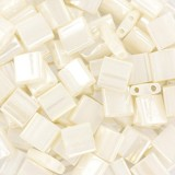 Perline Miyuki tila ceylon antique ivory pearl 5 mm #TL-592