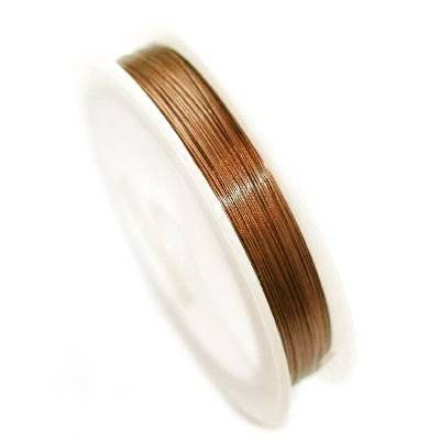 steel wire cappuccino 0.38 mm