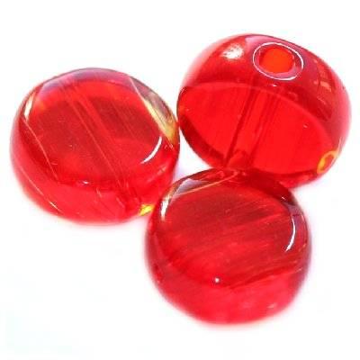 pastylki czerwone 8 mm