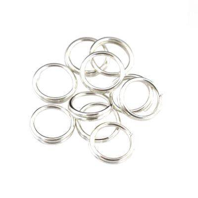 jump ring closed 6 mm jewellery findings