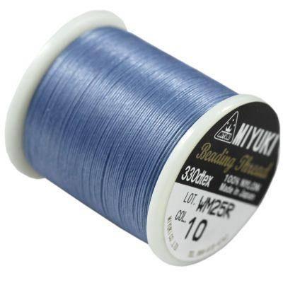 Miyuki thread aqua