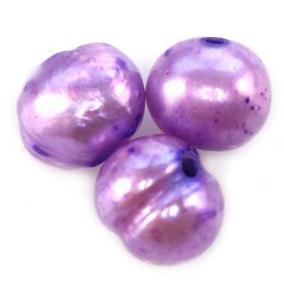 freshwater pearls 4-5 mm lilac