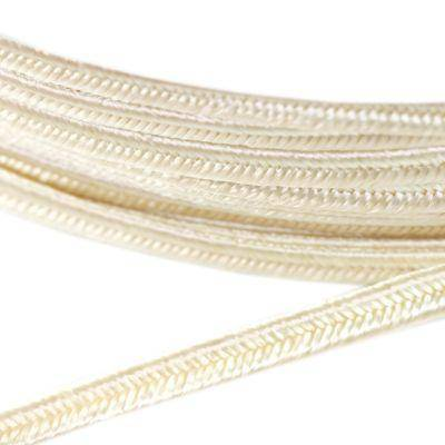 PEGA A1901 Soutache-Schnur antik weiß 3 / 0,9 mm