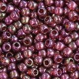 perles Toho round gold-lustered wild berry 2.2 mm TR-11-331