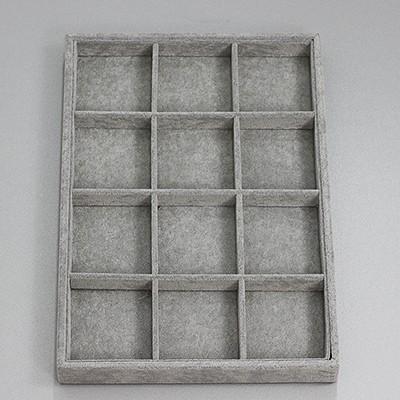 organizer / pudełko 12 przegródek 24 x 35 cm