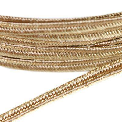 PEGA A1903 soutache cord khaki 3 / 0,9 mm