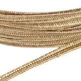 PEGA A1903 soutache cord khaki 3 / 0,9 mm