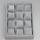 organizer / box of 12 compartments with pillows 24 x 35 cm