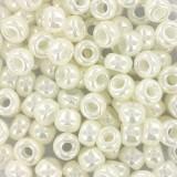 Miyuki perler round ceylon antique ivory pearl 6/0 #6-592