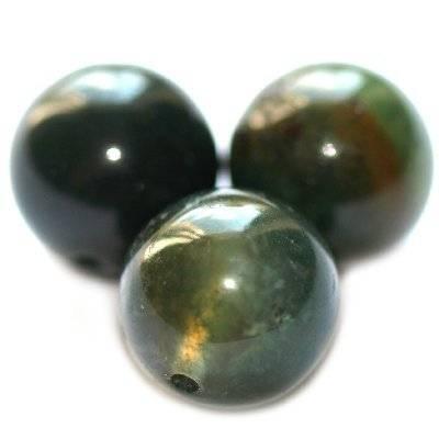 agat mszysty 12 mm kamień półszlachetny naturalny