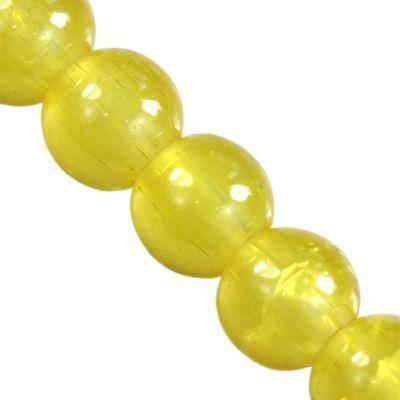 crackle beads Jade banana 6 mm