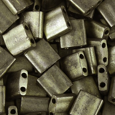 Miyuki tila metallic matte dark bronze 5 mm #TL-2006