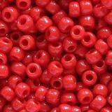 Toho round opaque cherry 2.2 mm TR-11-45A