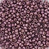 Miyuki round beads duracoat galvanized eggplant 11/0 #11-4220