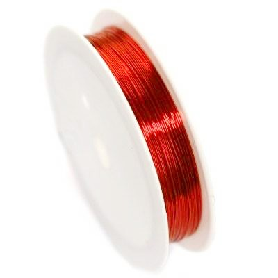 copper wire red 0.6 mm
