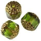 bols beads olive 10 mm