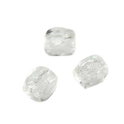 Fire Polish 2mm crystal koraliki fasetowane