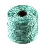 S-lon heavy macrame cord tex 400 turquoise