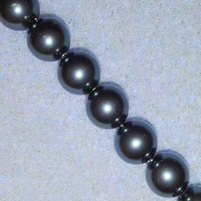 Swarovski crystal tahitian-look pearl 6 mm